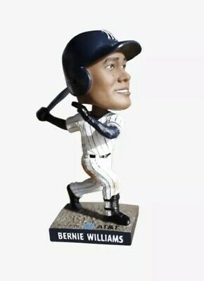 Bernie Williams Bobblehead 4/12/19 Yankees Stadium SGA Bern Baby Bern