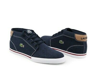 d5e3e272ef BASKETS SNEAKERS LACOSTE Homme 735CAM0001_AMPTHILL_NAVY Taille 40 ...