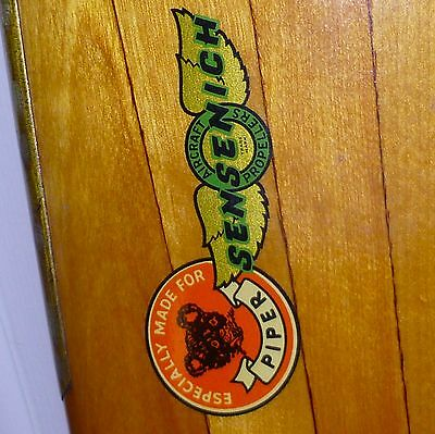 1948 Vintage WOOD PROPELLER from PIPER SUPER CRUISER PLANE As Mint by SENSENICH