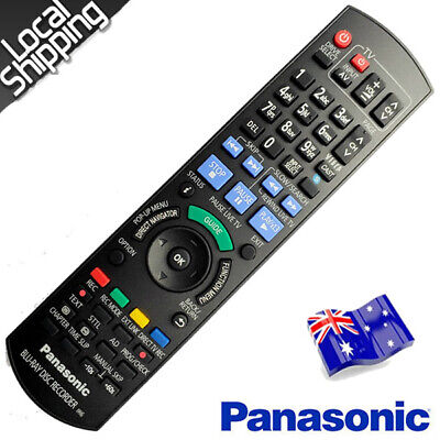 PANASONIC Remote Control for N2QAYB000611 DMRPWT500 DMR-PWT500 DMR-PWT500GL BD