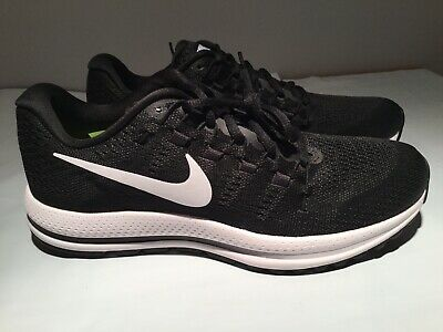 56f6298e79f nike air zoom vomero 12 863766 001 womens running shoes black size 11.5