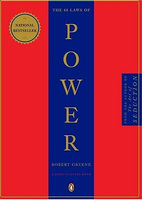 The 48 Laws of Power by Robert Greene ,⚡PDF⚡