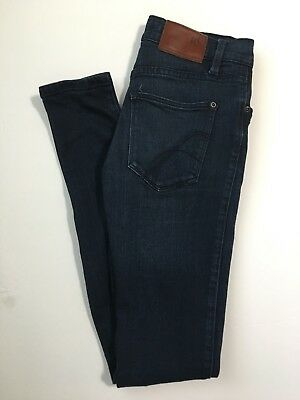 f7c0f2068bf FC FRENCH CONNECTION Skin Tight Ladies Jeans Burgundy Size 4 $69 ...