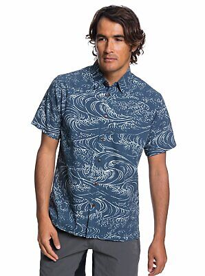 Quiksilver™ Waterman Wind And Waves - Chemise à manches courtes - Homme