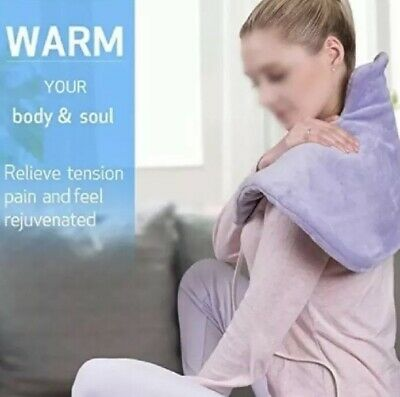 """PROALLER Shoulder Heating Pad, 15"""" X 22"""" New Out Of The Box"""