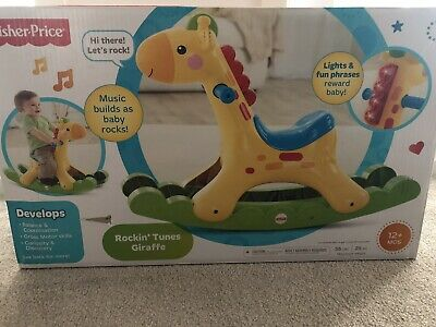 Fisher Price Rockin Tunes Giraffe