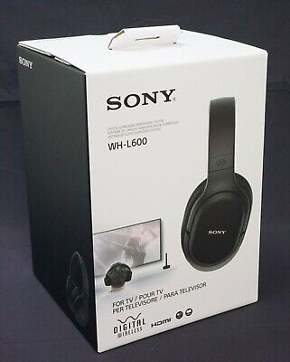 Sony SONY 7.1ch digital surround headphone system sealed type 2018 model WH-L600