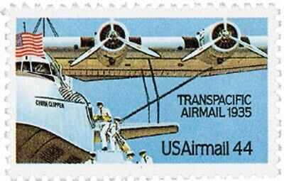 C115 - Transpacific - US Mint Airmail Stamp