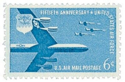 C49 - Air Force - US Mint Airmail Stamp