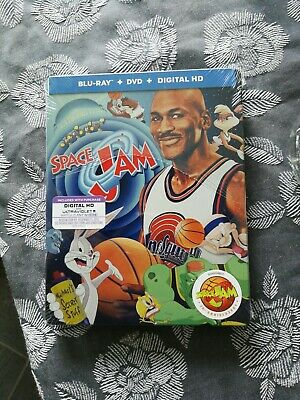 Space Jam Steelbook Blu Ray rare en vf