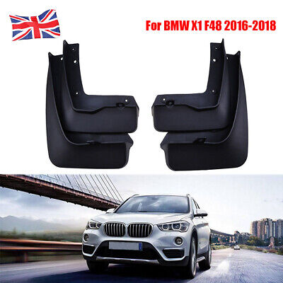 New Front&Rear Mud Flaps Mudguards Splash Guards Fender For BMW X1 F48 2016-2018