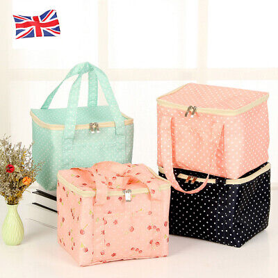Travel Oxford Tinfoil Picnic Lunch Bag Waterproof Tote Lunch Bag for Adults Kids