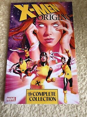 X-MEN ORIGINS COMPLETE COLLECTION GRAPHIC NOVEL (368 Pages) New Paperback