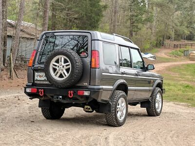 2003 Land Rover Discovery SE 2003 Land Rover Discovery SE (Rebuilt Motor, Perfectly Maintained, Very Clean)