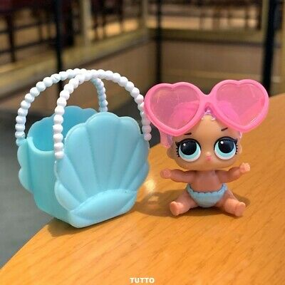 LOL Surprise LiL Sisters L.O.L. Merbaby  THEATER CLUB SERIES 2  doll With bag