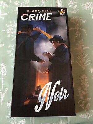 Chronicles Of Crime Board Game: Noir Expansion