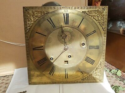 long case clock movement JOHN AUSTIN WATFORD 1720,s /?