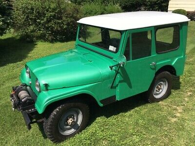 1962 Jeep Willys  1962 Willy's Jeep CJ5