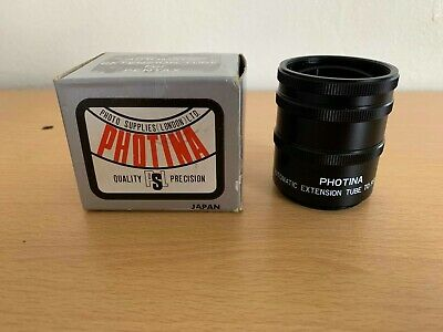 Photina Automatic Extension Tube for Pentax