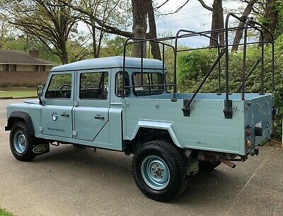 1993 Land Rover Defender  1993 Left Hand Drive Land Rover Defender 130 Original V8 Gas