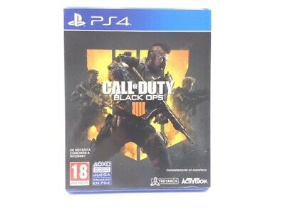 Juego Ps4 Call Of Duty: Black Ops 4 Ps4 4650053