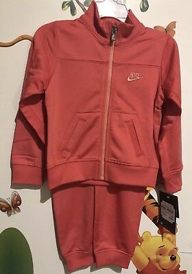 Nike Girl Tracksuit Age 24 Month