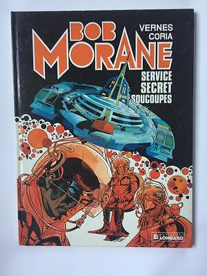 Bob Morane - Services Secret Soucoupes - Eo 1982  Tbe++