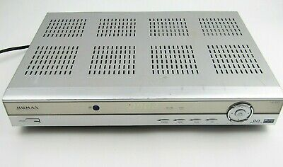 Humax Pvr-800T Hard Drive Freeview Digital Tv Television Recorder Set Top Box