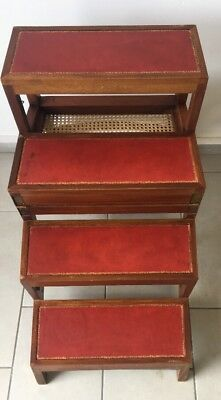 Antique Small Armchair Convertible Scala Foldable Chair Infame Armchair Italy