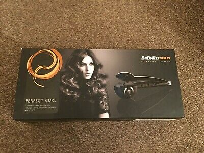BaByliss PRO.Perfect Curl.NEW in Box.Starting £9,99. RRP:£88.52(see listing)