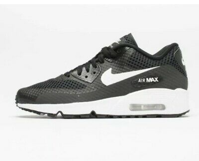 official photos 5c353 86d1c Nike Air Max 90 BR GS - UK 5 EUR 38 - New Black White New