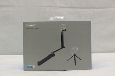 Genuine GoPro Hero 3-Way Grip Arm Tripod NEW!