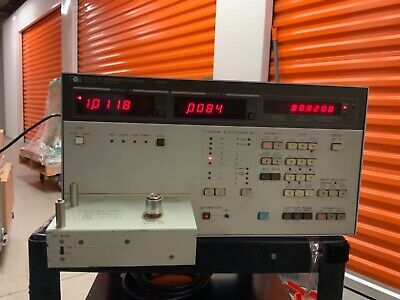 Hp 4191A Rf Impedance Analyzer 1-1000 Mhz