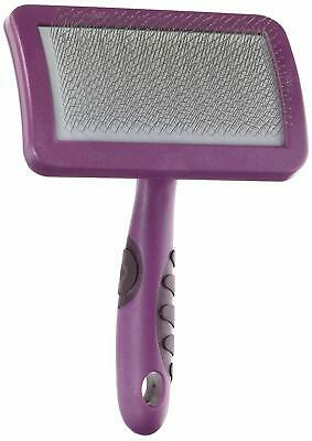 Rosewood Salon Soft Protection Grooming Slicker Cat Brush Hair Remover M 07660