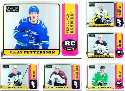 2018-19 OPC Platinum Retro **** PICK YOUR CARD **** From The LIST