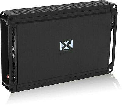 NVX JAD800.4 1800W Peak 800 Watt RMS Full Range Class D 4-Channel Car Amplifier