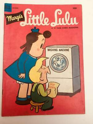 Nov., 1953 MARGE'S LITTLE LULU No. 65 by Marjorie Henderson Buell - Excellent