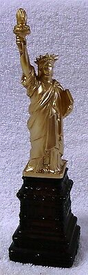 "Vintage Avon--Statue Of Liberty--Avon--7 1/2"" Tall--Very Nice--Great Patina!"