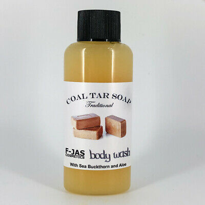 Coal Tar Soap Scented Body Wash / Shower Gel 50ml