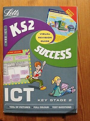 Letts KS2 Success ICT key stage 2