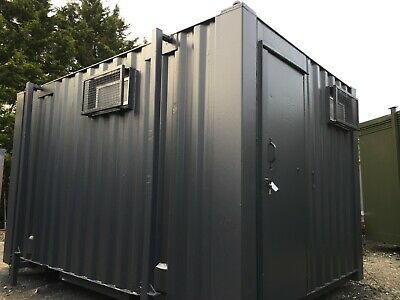13 x 9ft 2+1 Anti Vandal Site Toilet / Toilet Block / Portable Toilet / Jack Leg