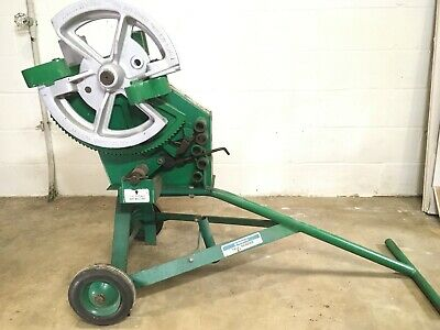 Mech Conduit Bender,1//2-1 In Rigid GREENLEE 1800