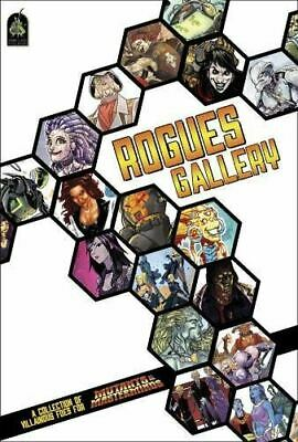 Rogues Gallery A Mutant & Masterminds Sourcebook