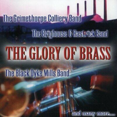 The Glory Of Brass (2001) 17-track CD album NEW/UNPLAYED Royal Doulton Band