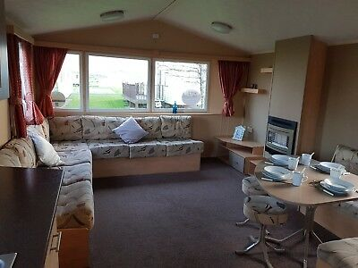 Static Holiday Home  - Allonby, Cumbria 12 month season near Lake District