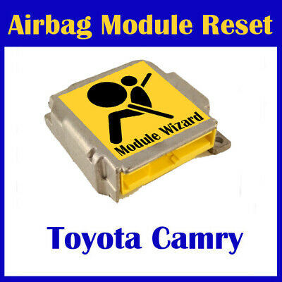 Toyota Camry: Airbag Module Reset Service, Control Unit, Computer, SRS, RCM,