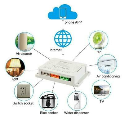 Sonoff Smart Home WiFi Wireless Switch Module APP Remote Control for IOS Android