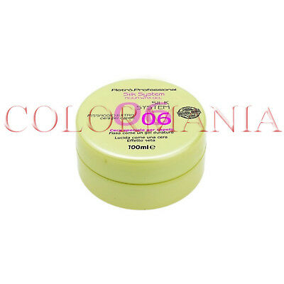 Retrò WATER WAX 06 CERA CAPELLI MODELLANTE EXTRA FORTE PROFESSIONALE 100 ML