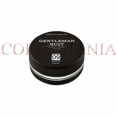 Retrò GENTLEMAN NIT CEMENT WAX CERA PER CAPELLI EXTRA FORTE PROFESSIONALE 100 ML
