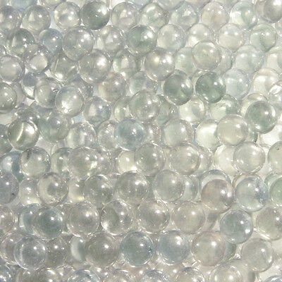15kg (approx 4,500) Industrial Flower Arranging Clear 14mm marbles